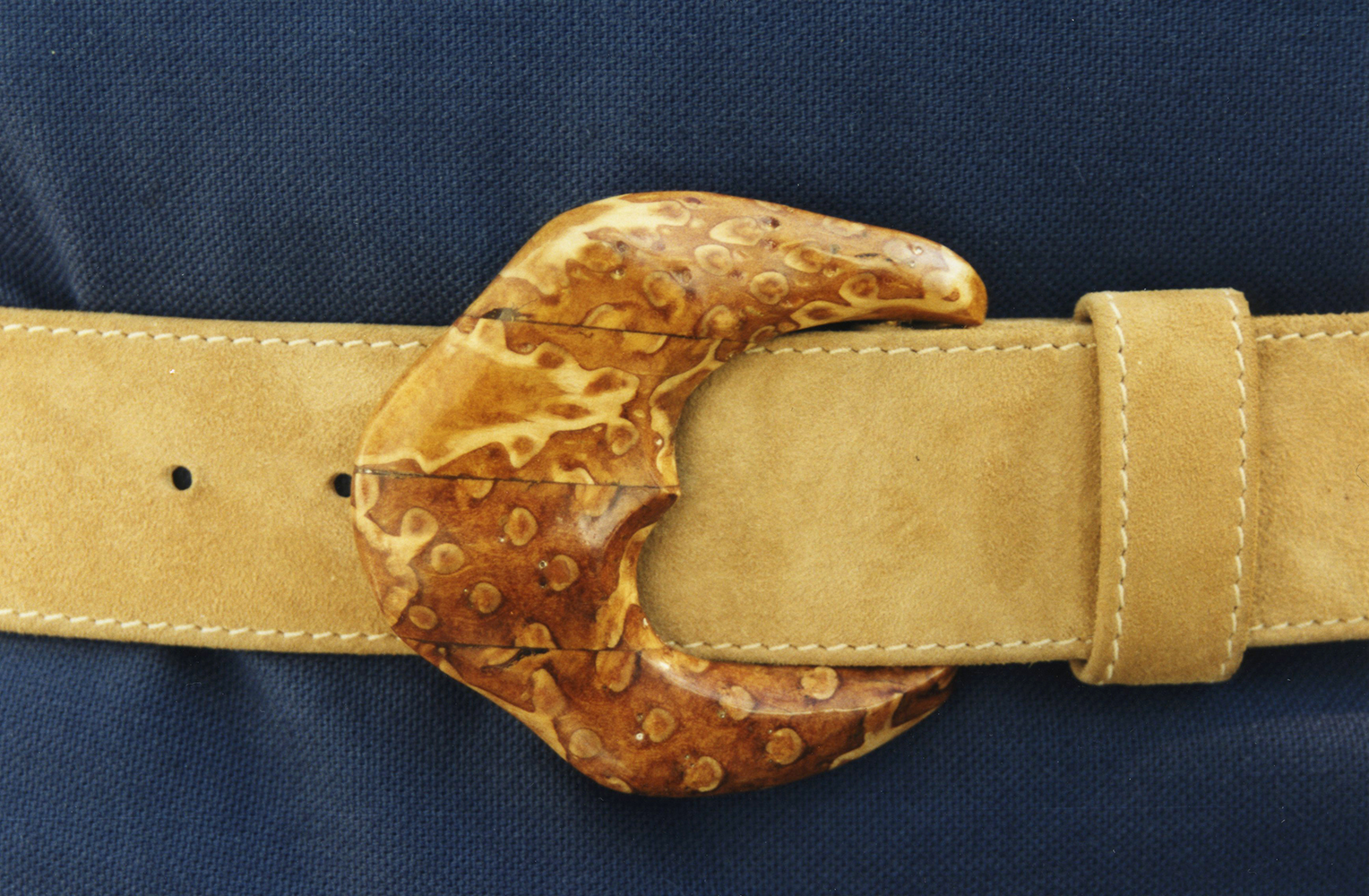 Ungaro ceinture bois