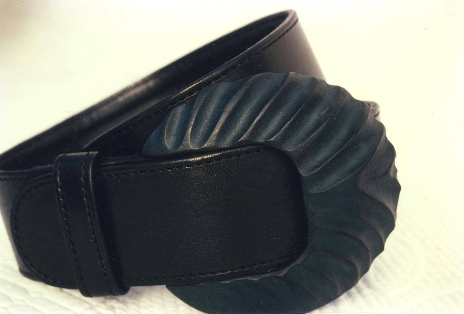 Ungaro ceinture noire
