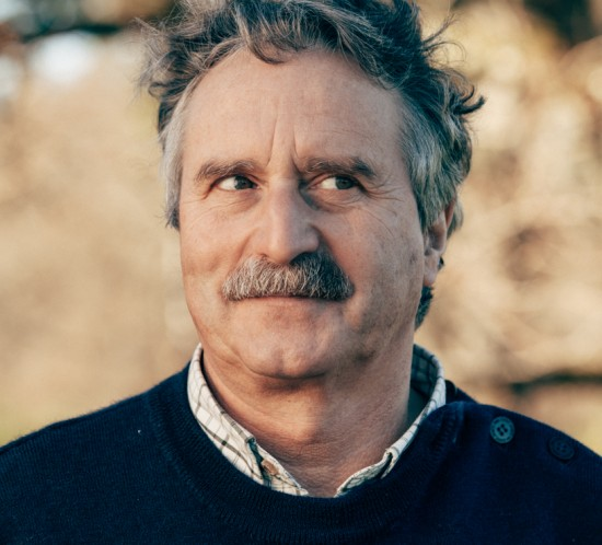 Richard Devoyer Portrait